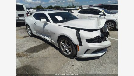 2017 Chevrolet Camaro LT Coupe for sale 101238883