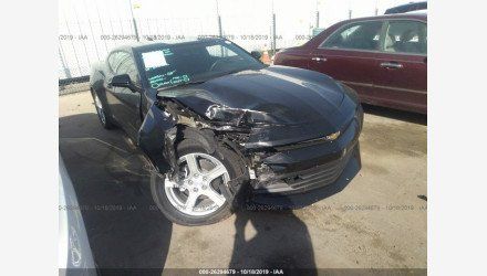 2017 Chevrolet Camaro LT Coupe for sale 101239092