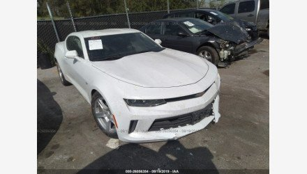 2017 Chevrolet Camaro LT Coupe for sale 101240016