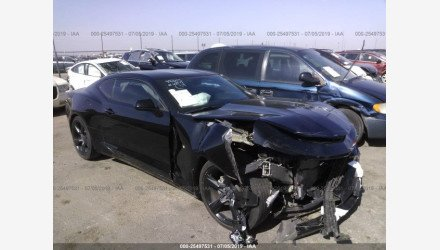 2017 Chevrolet Camaro LT Coupe for sale 101240027
