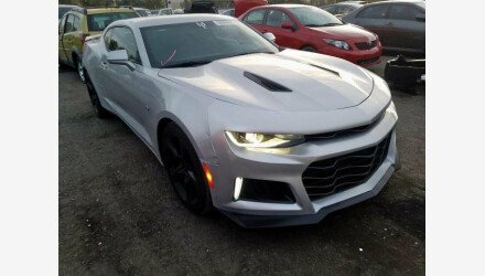 2017 Chevrolet Camaro SS Coupe for sale 101240242