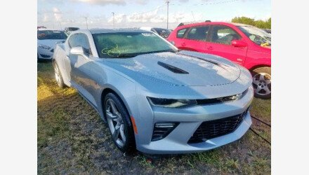 2017 Chevrolet Camaro SS Coupe for sale 101241037