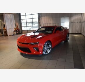 2017 Chevrolet Camaro SS Coupe for sale 101242129