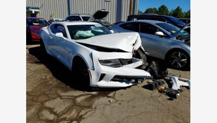 2017 Chevrolet Camaro LT Coupe for sale 101242251
