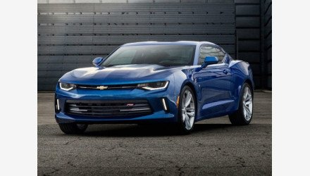 2017 Chevrolet Camaro LT Coupe for sale 101245861