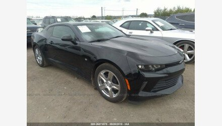 2017 Chevrolet Camaro LT Coupe for sale 101247676