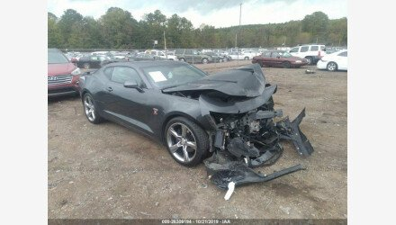 2017 Chevrolet Camaro SS Coupe for sale 101247683