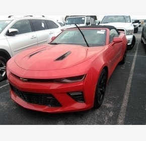 2017 Chevrolet Camaro SS Convertible for sale 101247993