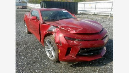 2017 Chevrolet Camaro LT Coupe for sale 101248058