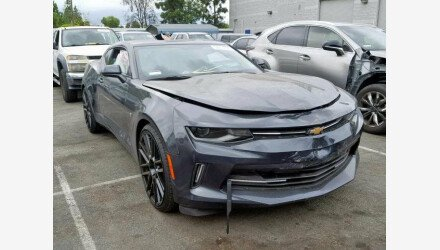 2017 Chevrolet Camaro LT Coupe for sale 101248732