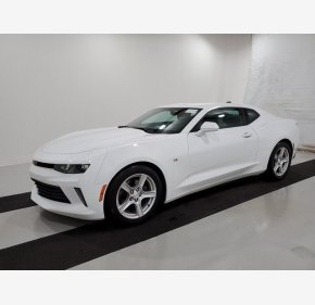 2017 Chevrolet Camaro LT Coupe for sale 101252433