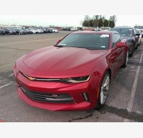 2017 Chevrolet Camaro LT Coupe for sale 101256029