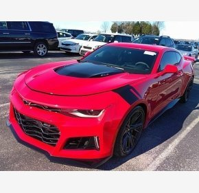 2017 Chevrolet Camaro for sale 101260077