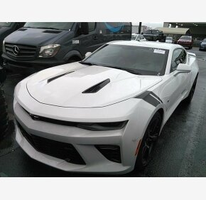 2017 Chevrolet Camaro for sale 101266220
