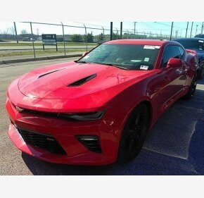 2017 Chevrolet Camaro SS Coupe for sale 101283058
