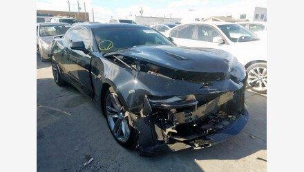 2017 Chevrolet Camaro for sale 101284770