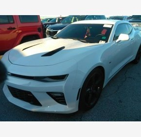 2017 Chevrolet Camaro SS Coupe for sale 101286328