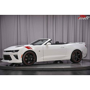 2017 Chevrolet Camaro SS Convertible for sale 101294700