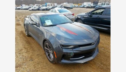 2017 Chevrolet Camaro LT Coupe for sale 101307083