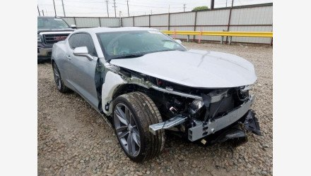 2017 Chevrolet Camaro LT Coupe for sale 101307822
