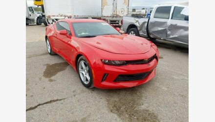 2017 Chevrolet Camaro LT Coupe for sale 101308076
