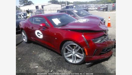2017 Chevrolet Camaro LT Coupe for sale 101308738