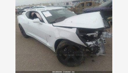 2017 Chevrolet Camaro LT Coupe for sale 101308798
