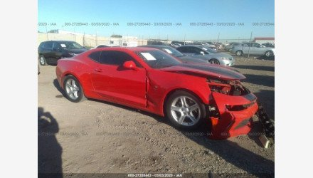 2017 Chevrolet Camaro LT Coupe for sale 101320532