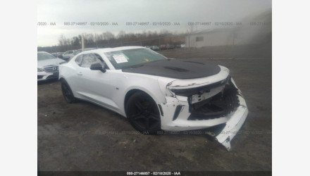 2017 Chevrolet Camaro LT Coupe for sale 101323163