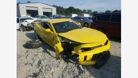 2017 Chevrolet Camaro LT Coupe for sale 101327800