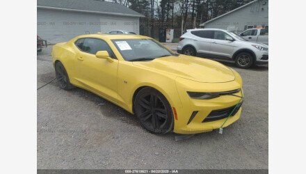 2017 Chevrolet Camaro LT Coupe for sale 101341597