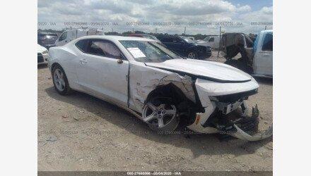 2017 Chevrolet Camaro for sale 101342212