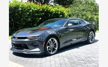 2017 Chevrolet Camaro for sale 101342380