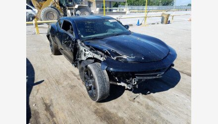 2017 Chevrolet Camaro LT Coupe for sale 101344139