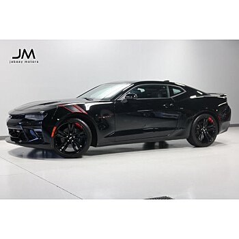 2017 Chevrolet Camaro SS for sale 101344749