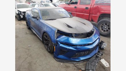 2017 Chevrolet Camaro SS Coupe for sale 101345179