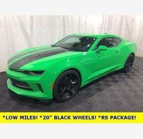 2017 Chevrolet Camaro for sale 101358826