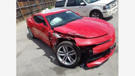 2017 Chevrolet Camaro LT Coupe for sale 101359700