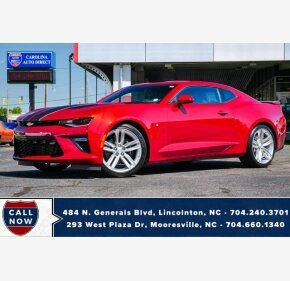 2017 Chevrolet Camaro for sale 101360017