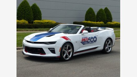 2017 Chevrolet Camaro SS Convertible for sale 101365944
