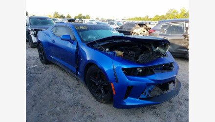 2017 Chevrolet Camaro LT Coupe for sale 101380455