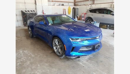 2017 Chevrolet Camaro LT Coupe for sale 101380456