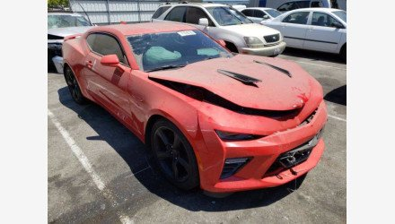 2017 Chevrolet Camaro SS Coupe for sale 101380477
