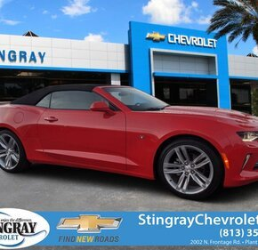 2017 Chevrolet Camaro for sale 101380724