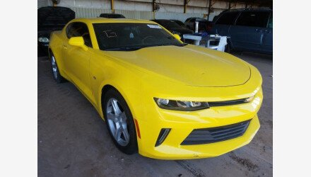 2017 Chevrolet Camaro LT Coupe for sale 101382232