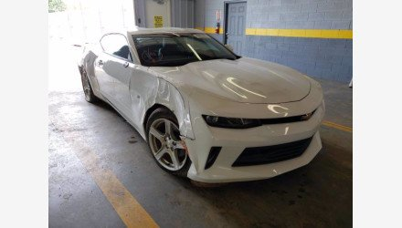 2017 Chevrolet Camaro LT Coupe for sale 101388778