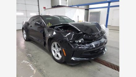 2017 Chevrolet Camaro LT Coupe for sale 101395136