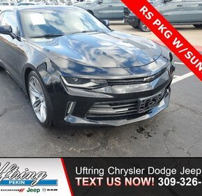 2017 Chevrolet Camaro for sale 101395409