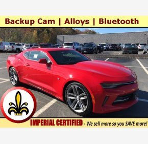 2017 Chevrolet Camaro for sale 101402147