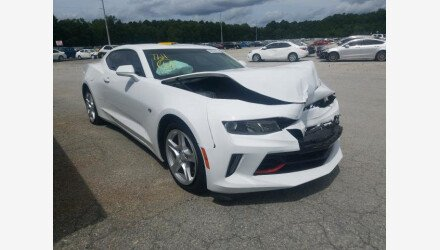 2017 Chevrolet Camaro LT Coupe for sale 101408136